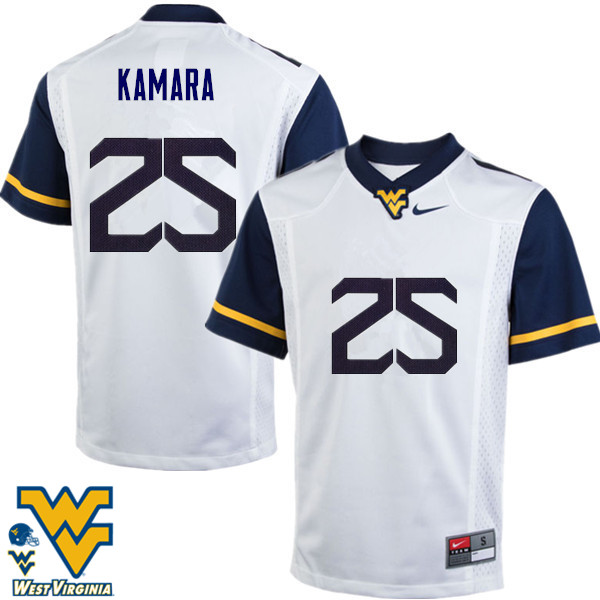 timeless design ff8e5 77942 Osman Kamara Jersey : West Virginia Mountaineers College ...